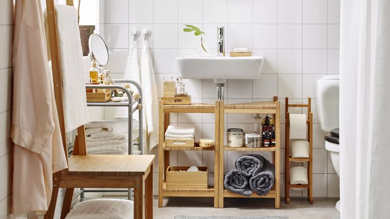 Small bathroom ideas: Bathroom by Ikea