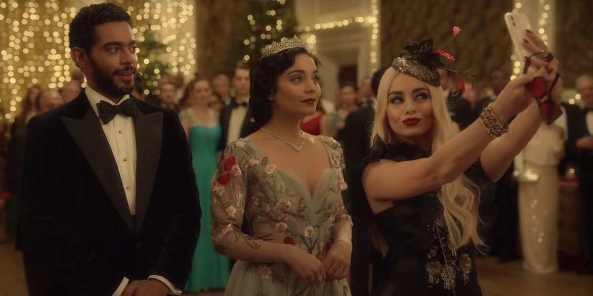 Netflix's The Princess Switch 2: Switched Again Review: A Predictable Holiday Rom-Com Recipe With A Wild Card Vanessa Hudgens Performance