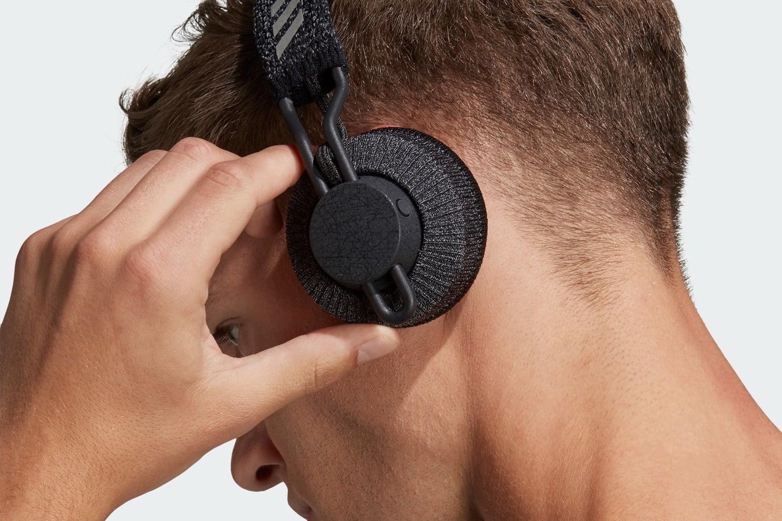 Melhores fones de ouvido esportivos: Fones de ouvido esportivos sem fio Adidas RPT-01