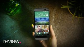 Video review HTC One M8
