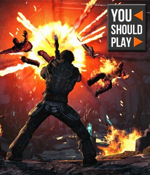 Want to shoot a guy in the nuts and kick his head off? Play Bulletstorm