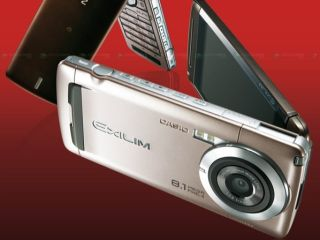 Casio s new Exilim branded handset