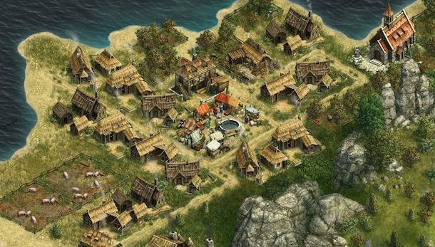 Best Pc City Building Strategy Games