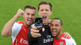 WIN A new Huawei smartphone Arsenal shirt and YouView Box