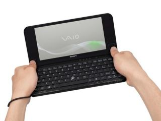 New Sony Vaio P gets touchscreen and accelerometer control