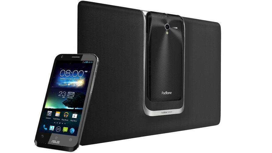 Asus unveils Padfone 2 with quad core CPU, NFC and LTE ...