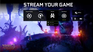 Nvidia Share Gamestream