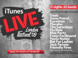 Glastonbury is over, but we are more excited about Apple's iTunes Live festival running every evening through July at Camden's Roundhouse