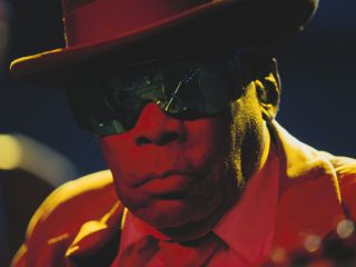 Effortlessly cool Hooker was a true giant of the blues