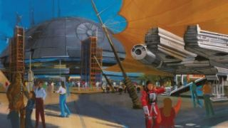 One More Thing: Star Wars Land