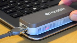 This DNA sequencer fits in the palm of your hand