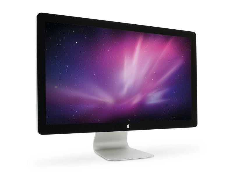 Apple 27 Inch Cinema Display Review Techradar