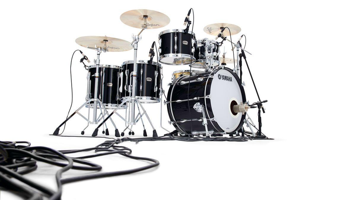 the complete history of yamaha drums musicradar. Black Bedroom Furniture Sets. Home Design Ideas