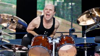 Can Lars Ulrich pick up the Golden Cowbell in the next Drum-Off?