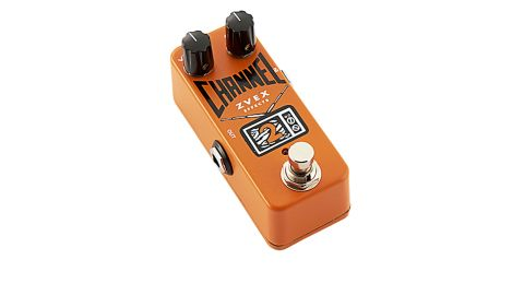 The Channel 2 is a simple boost pedal with controls for master volume and gain - and not much else!