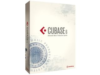 Cubase 6 is the result of more than two decades of development on Steinberg's part.