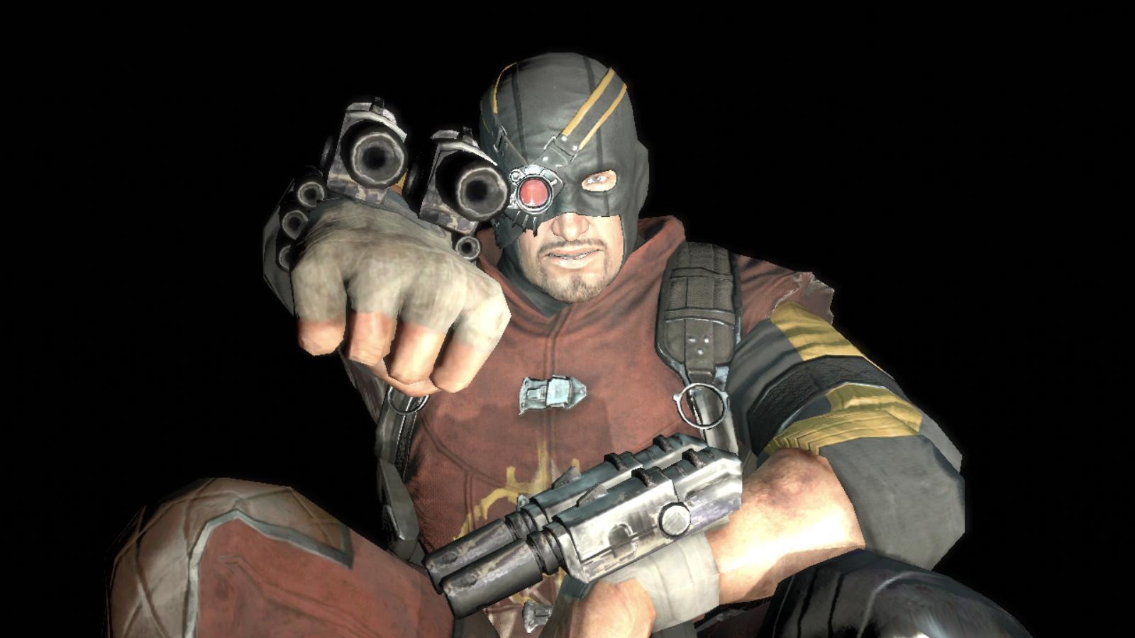 Batman Arkham City Shot In The Dark Side Mission Guide Gamesradar