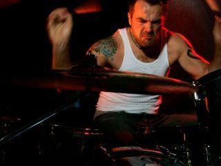 Mark Richardson is at Drummer Live