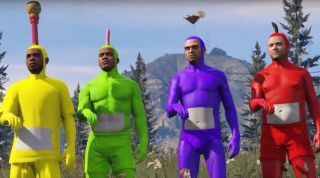 GTA Teletubbies