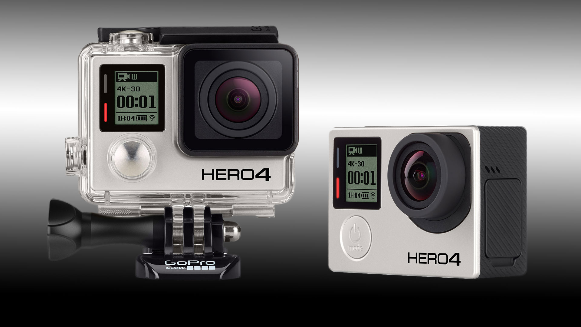 GoPro Goes Faster And Further With Its New Hero4 Black Silver