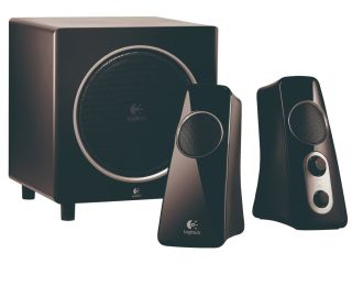 Logitech speakers 360 degrees of sound
