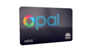 Sydney's Opal card