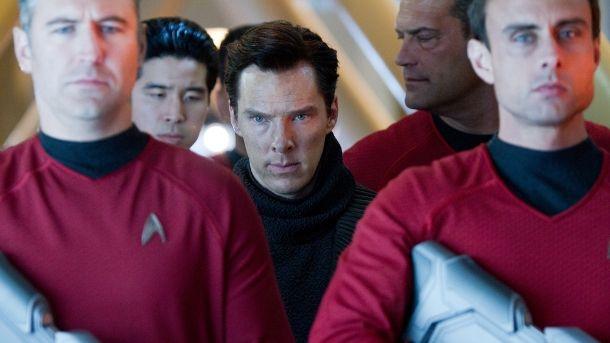 Benedict Cumberbatch Star Trek Into Darkness Interview