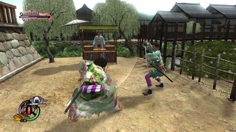 Way of the Samurai 4 top