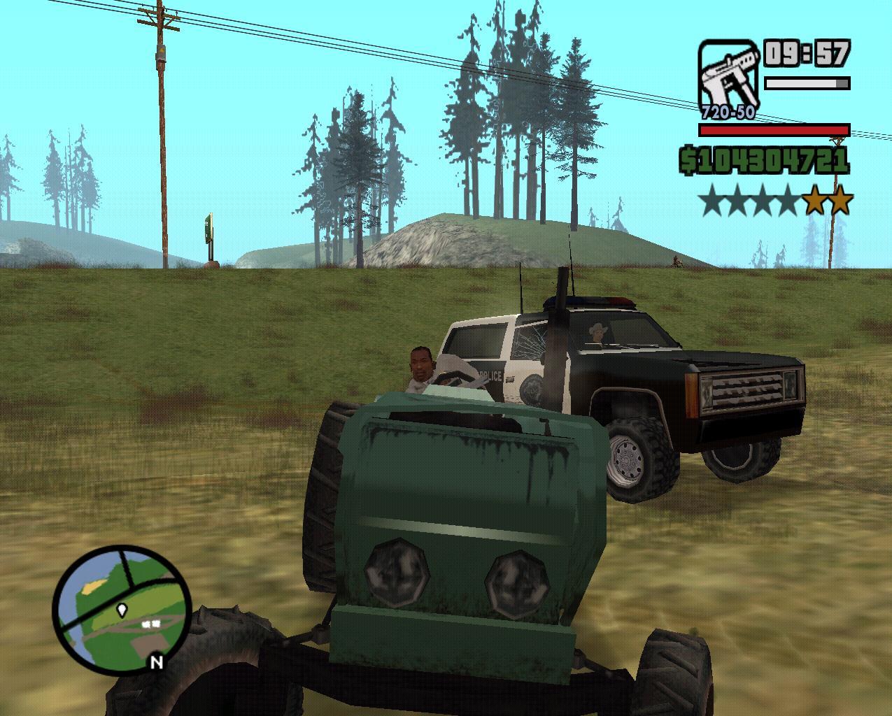 Grand Theft Auto: San Andreas review   GamesRadar+