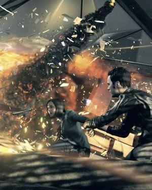 Quantum Break is part game, part tv show, all action