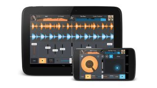 Cross DJ 2.0 is compatible with tablets and phones.