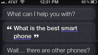 Siri on iOS 6