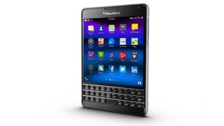 new BlackBerry Passport AT T
