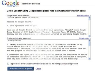 Will a UK government Google Health arrive?