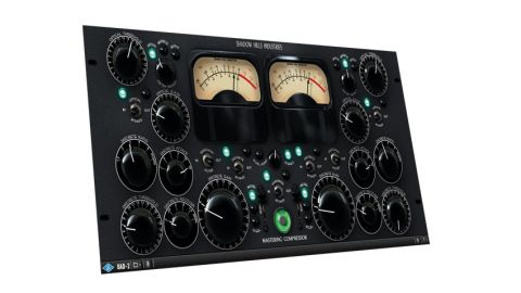 Shadow Hills Mastering Compressor is a hugely flexible, sonically-diverse dynamics controller