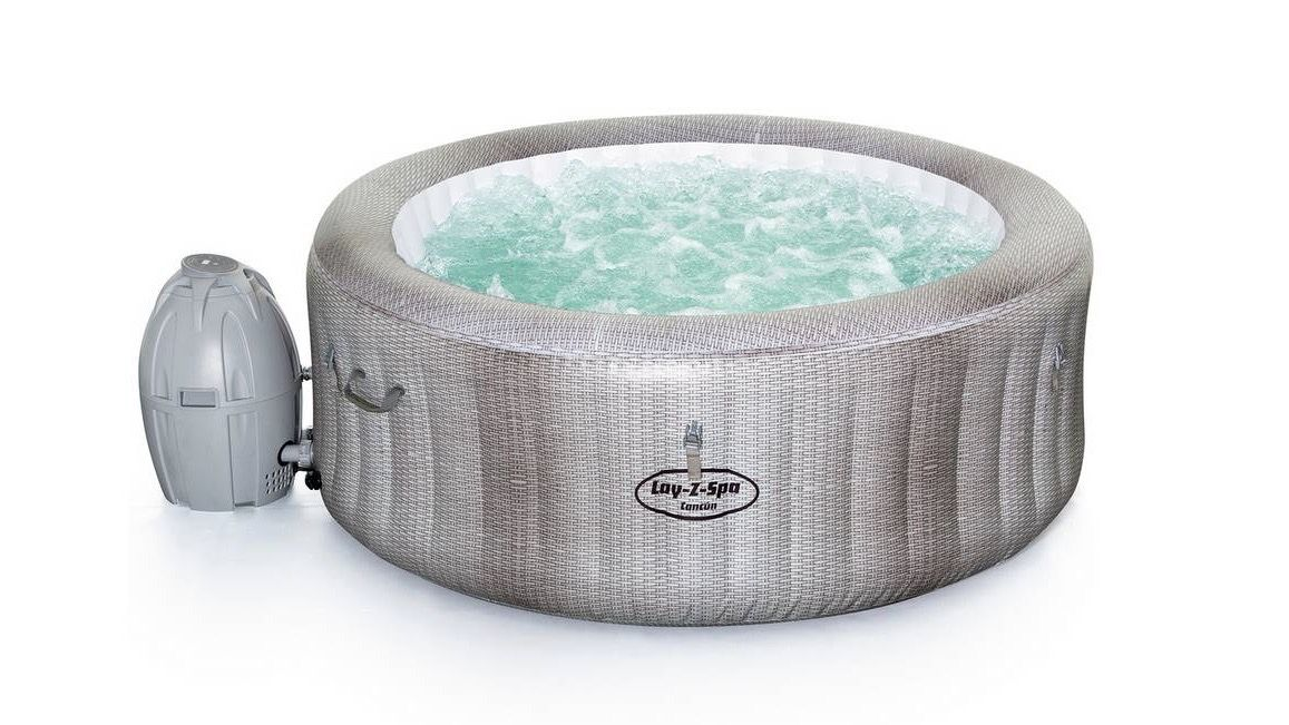 Cheap Hot Tub Deals Are Back Again More Lay Z Spa Tubs Back On