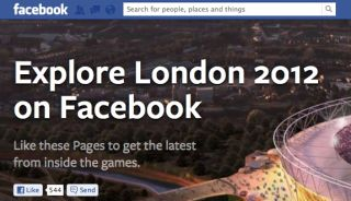 Facebook goes for gold with Olympics portal