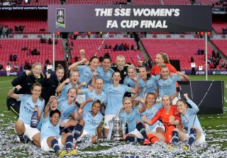 Manchester City Women v West Ham Ladies – Women's FA Cup – Final – Wembley Stadium