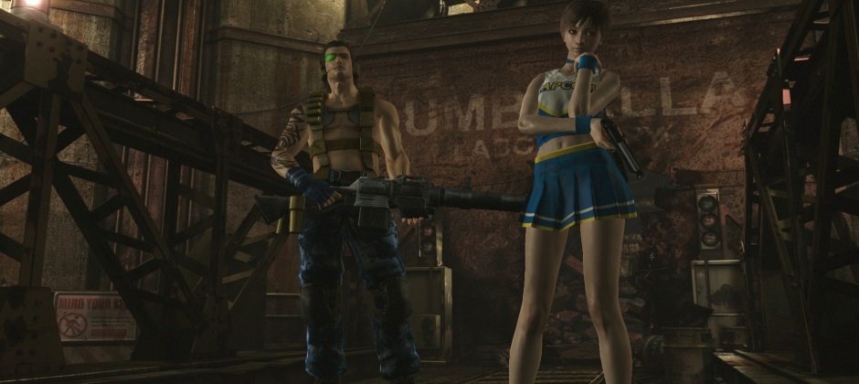 Resident Evil 0 HD has modern upgrades, old-school fashion