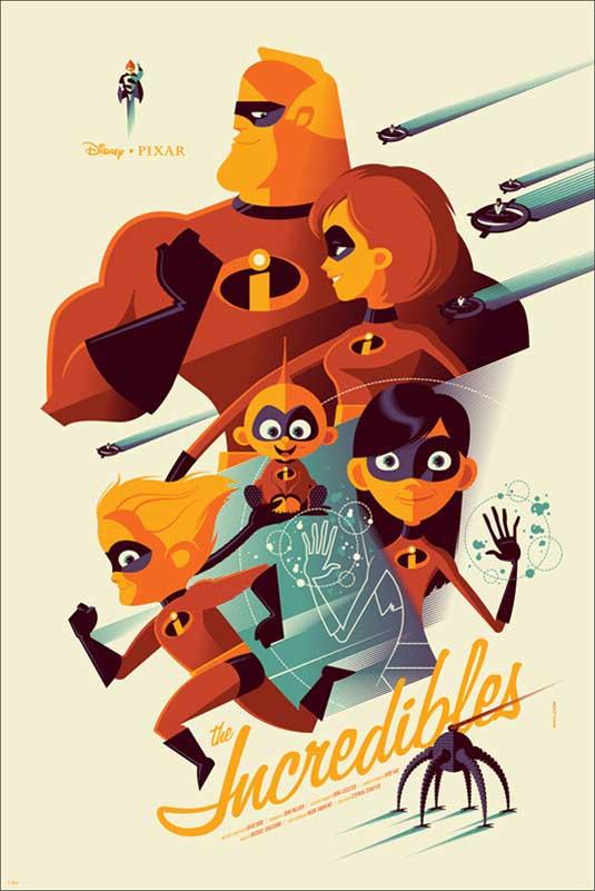 Modern Movie Poster Art