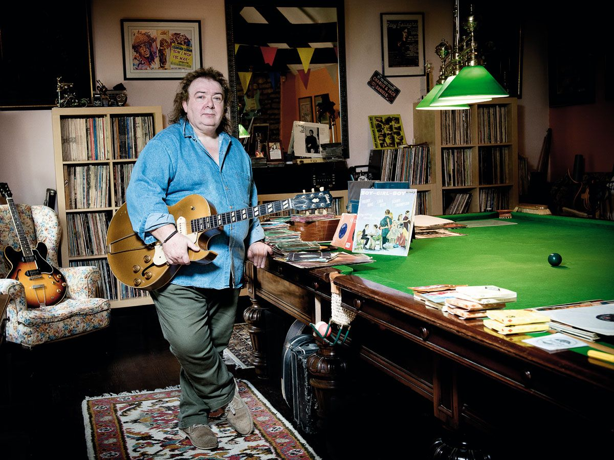 Bernie Marsden S Guitar Collection Musicradar