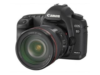 The Canon EOS 5D Mark II