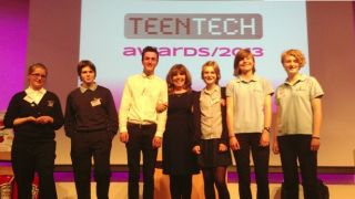 Teen Tech Awards magazine