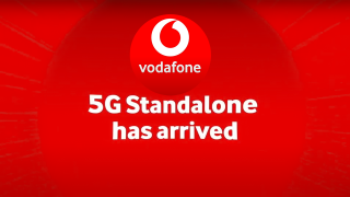 Vodafone announces first standalone 5G network.