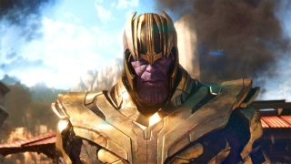 Josh Brolin as Thanos in Avengers: Infinity War, the precursor to Avengers 4