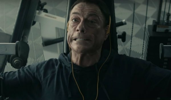 Jean Claude Van Damme Johnson