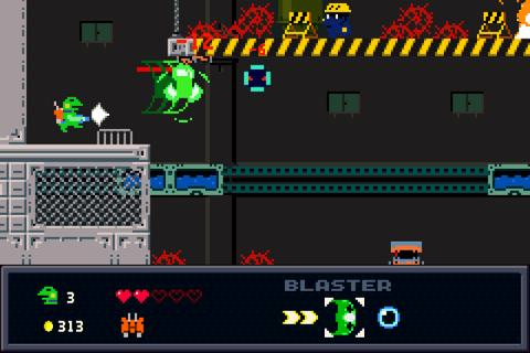 Kero Blaster 2