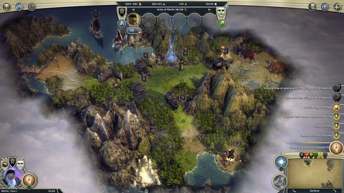 Age Of Wonders 3 Review Pc Gamer