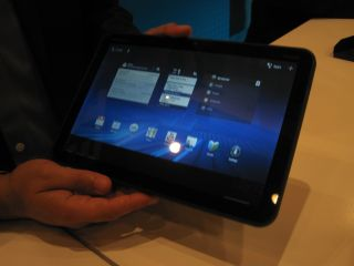 Motorola Zoom tablet