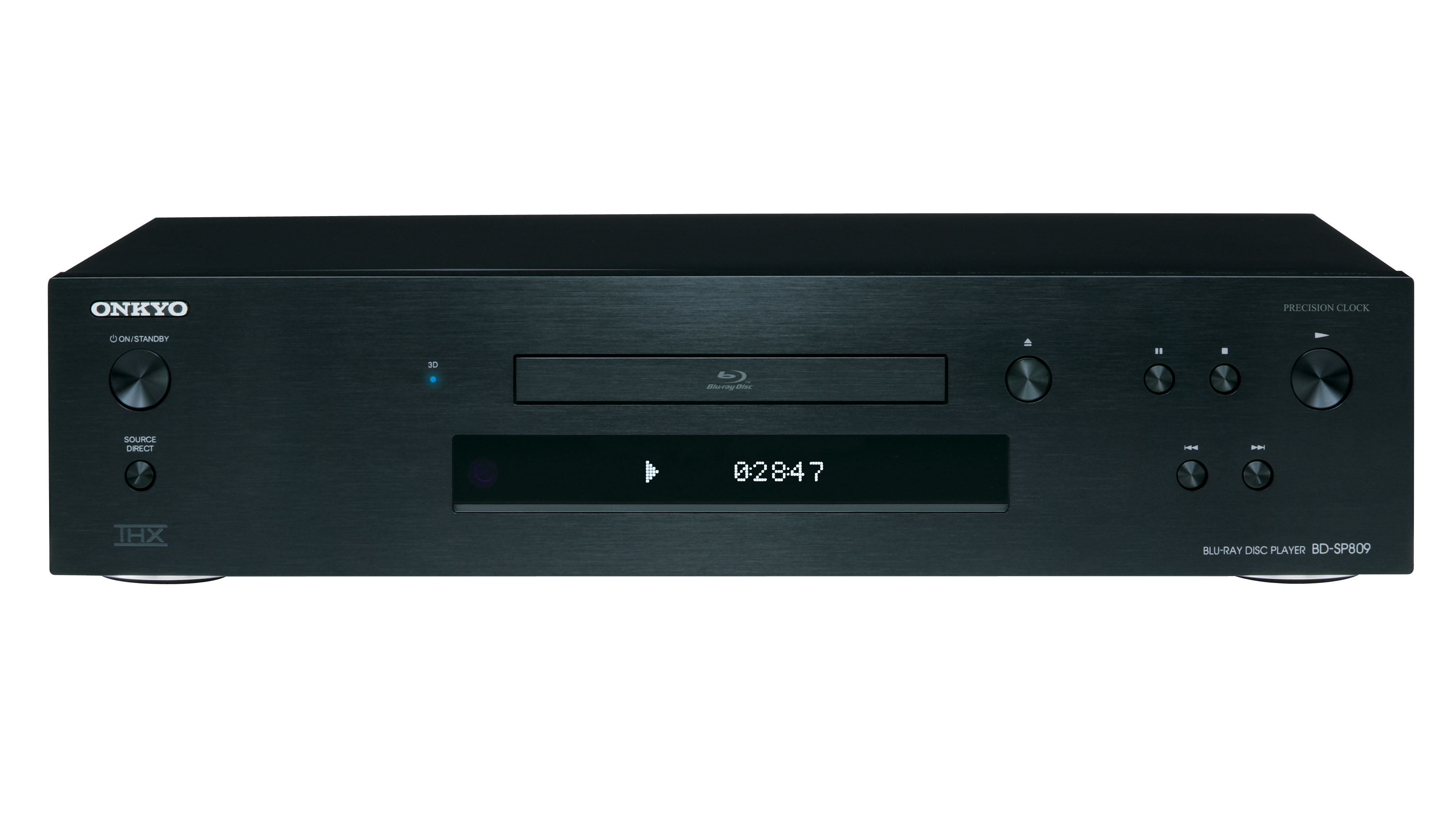 Drivers Update: Onkyo BD-SP809 Blu-ray Player